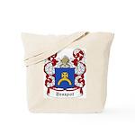 Deszpot Coat of Arms Tote Bag