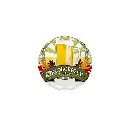 Oktoberfest 2012 Mini Button (10 pack)