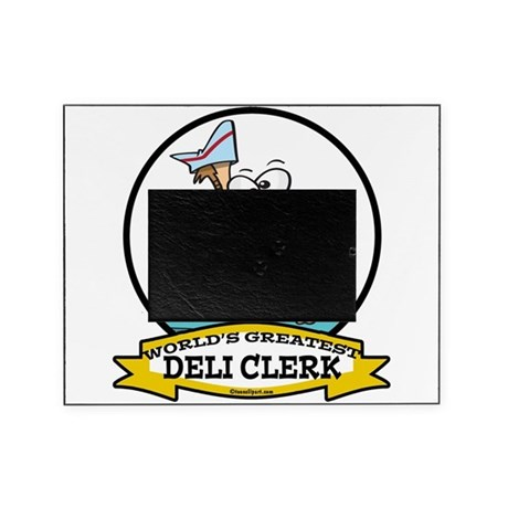 WORLDS GREATEST DELI CLERK CARTOON.png Picture Fra