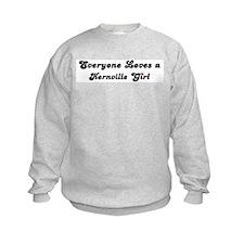 Kernville girl Sweatshirt