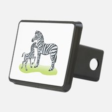 mommy and baby zebra.png Hitch Cover