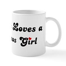 Los Banos girl Mug