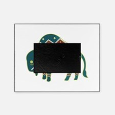 native buffalo.png Picture Frame