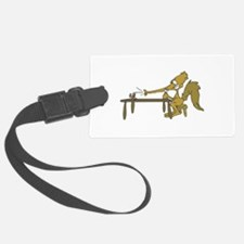 hungry silly anteater.png Luggage Tag