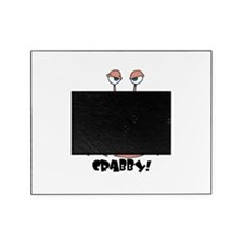 crab haha copy.jpg Picture Frame