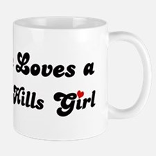 Los Altos Hills girl Mug