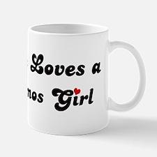 Los Alamos girl Mug