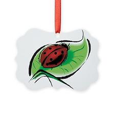 ladybug on leaf copy.png Ornament