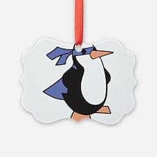 super hero penguin.png Ornament