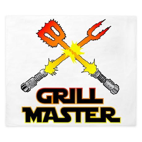 Grill Master King Duvet