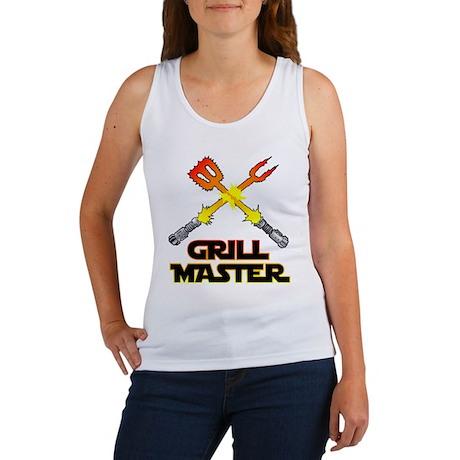 Grill Master Women's Tank Top