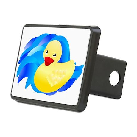 ducky.jpg Rectangular Hitch Cover