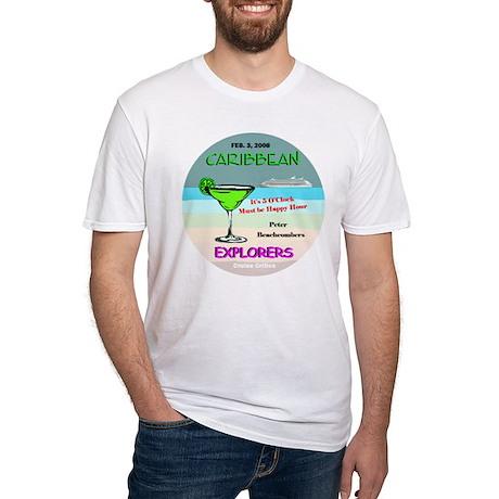Beachcomber Peter Fitted T-Shirt