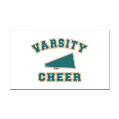 varsity cheer copy.jpg Rectangle Car Magnet