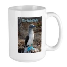 Blue footed booby - Mug- boobie