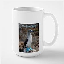 Blue footed booby - Mug- boobie