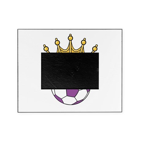 soccer king copy.jpg Picture Frame