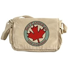 Get Canucked / Messenger Bag