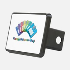 floppy disks.psd Hitch Cover