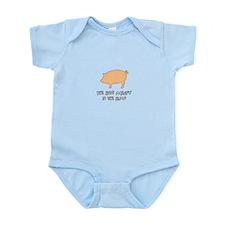 The Best Meats in the Rump Infant Bodysuit