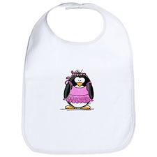 Ballet Penguin Bib