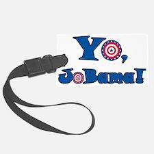 Yo Jobama (Obama).png Luggage Tag