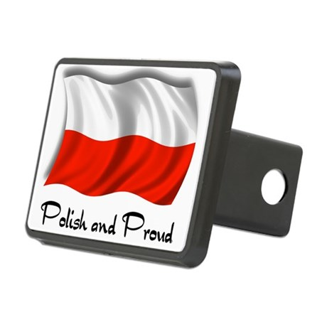 polish and proud2.jpg Rectangular Hitch Cover