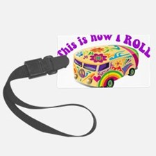 how i rool.jpg Luggage Tag