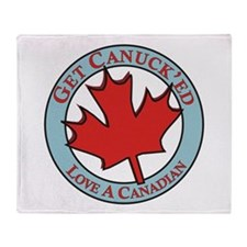 Get Canucked / Throw Blanket