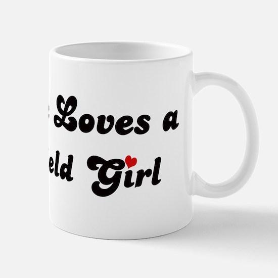Bakersfield girl Mug
