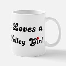 Livermore Valley girl Mug