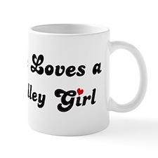 Quail Valley girl Small Small Mug
