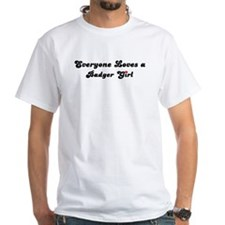 Badger girl Shirt