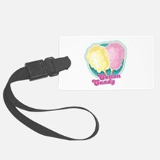cotton candy copy.png Luggage Tag