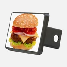 yummy cheeseburger photo Hitch Cover