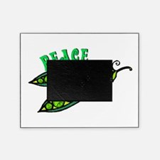 peas peace.jpg Picture Frame