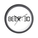 Beer 30 Wall Clock