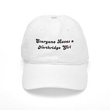 Northridge girl Baseball Cap