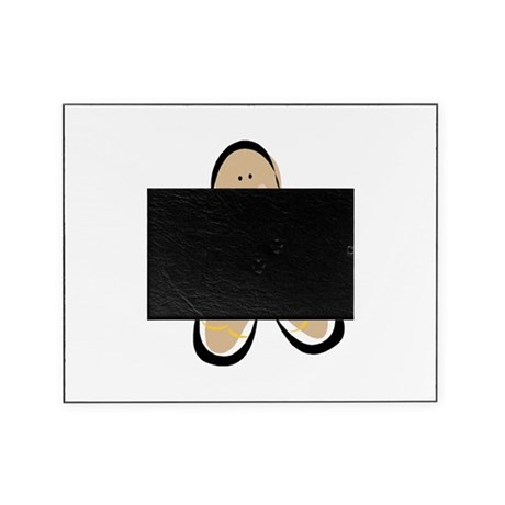 gingerbread cookie copy.jpg Picture Frame