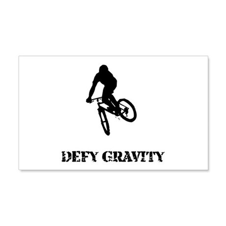 Defy Gravity 20x12 Wall Decal