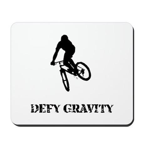 Defy Gravity Mousepad