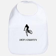 Defy Gravity Bib
