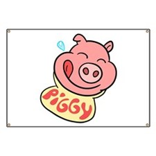 Piggy Banner