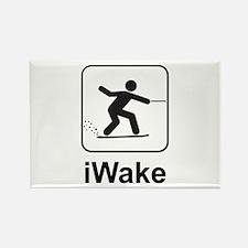 iWake Rectangle Magnet (10 pack)