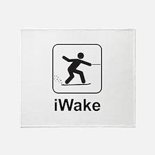 iWake Throw Blanket