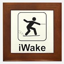 iWake Framed Tile