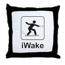 iWake Throw Pillow