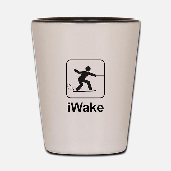 iWake Shot Glass