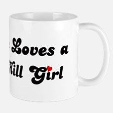 Potrero Hill girl Mug