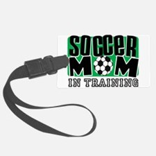SOCCER MOM.png Luggage Tag